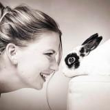 Fotoshoot met je konijn bij Shoots and More