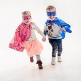 Kinder fotoshoot superhelden bij Shoots and More