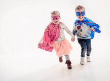 kinder fotoshoot superhelden bij Shoots and More