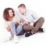 Romantische fotografie