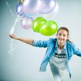 Feest fotoshoot met ballonnen bij Shoots and More