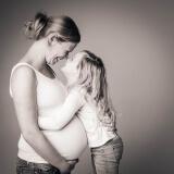 Zwangershcap fotoshoot samen