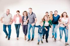 Grote familie fotoshoot bij Shoots and More