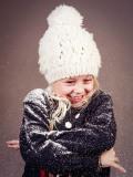Winter fotoshoot met sneeuw bij Shoots & More
