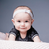 Baby foto fotoshoot