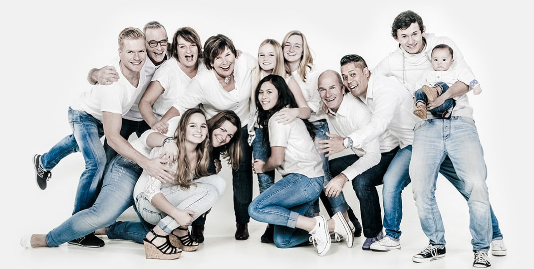 Familie fotoshoot bij Shoots and More