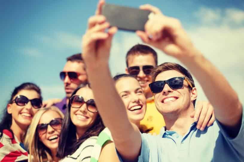 Tips voor de aller mooiste selfies