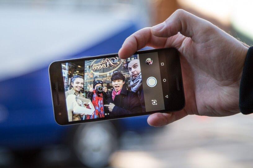 smartphone foto apps