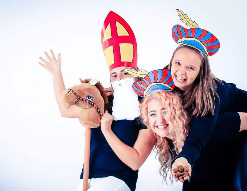 Team Shoots and More Den Haag heeft zin in de Sinterklaas periode