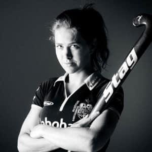 hockey fotoshoot