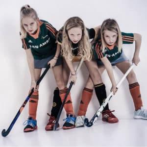 hockey fotoshoot