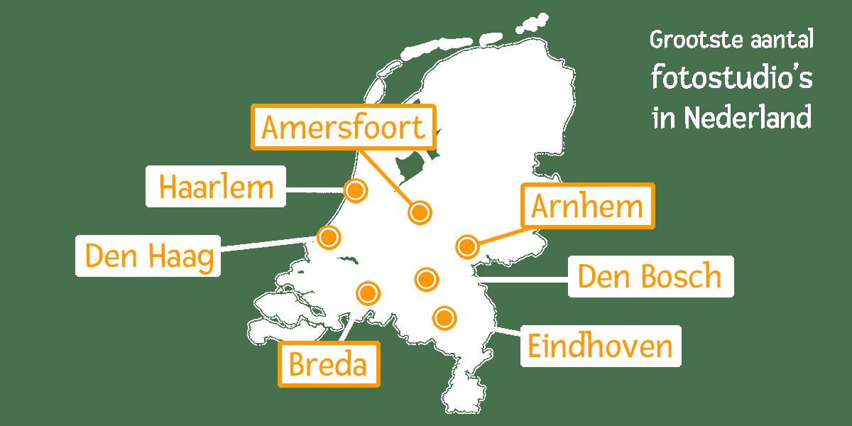 Overal in Nederland