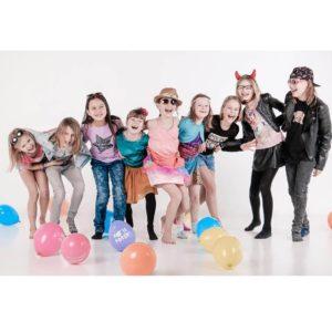 Kinderfeestje fotoshoot bij Shoots and More
