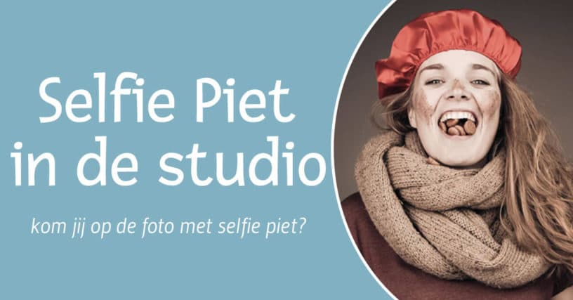 selfie piet bij shoots and more