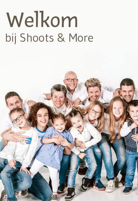 Welkom bij Shoots and More capture happiness