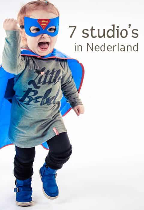 Fotostudio's overal in Nederland