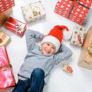 Kerstcadeau een feel good fotoshoot