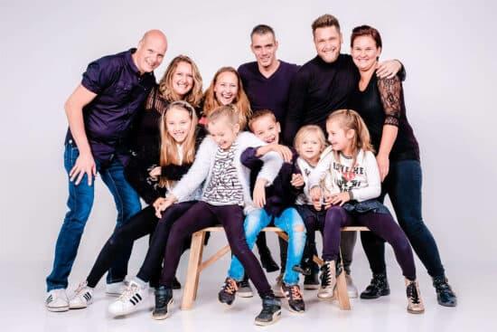 fotoshoot kest met de familie bij shoots and more
