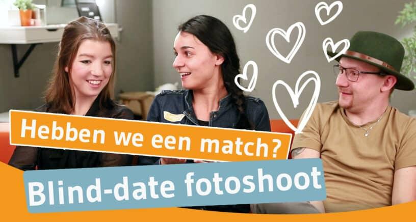 Blind-date fotoshoot love liefde Eindhoven