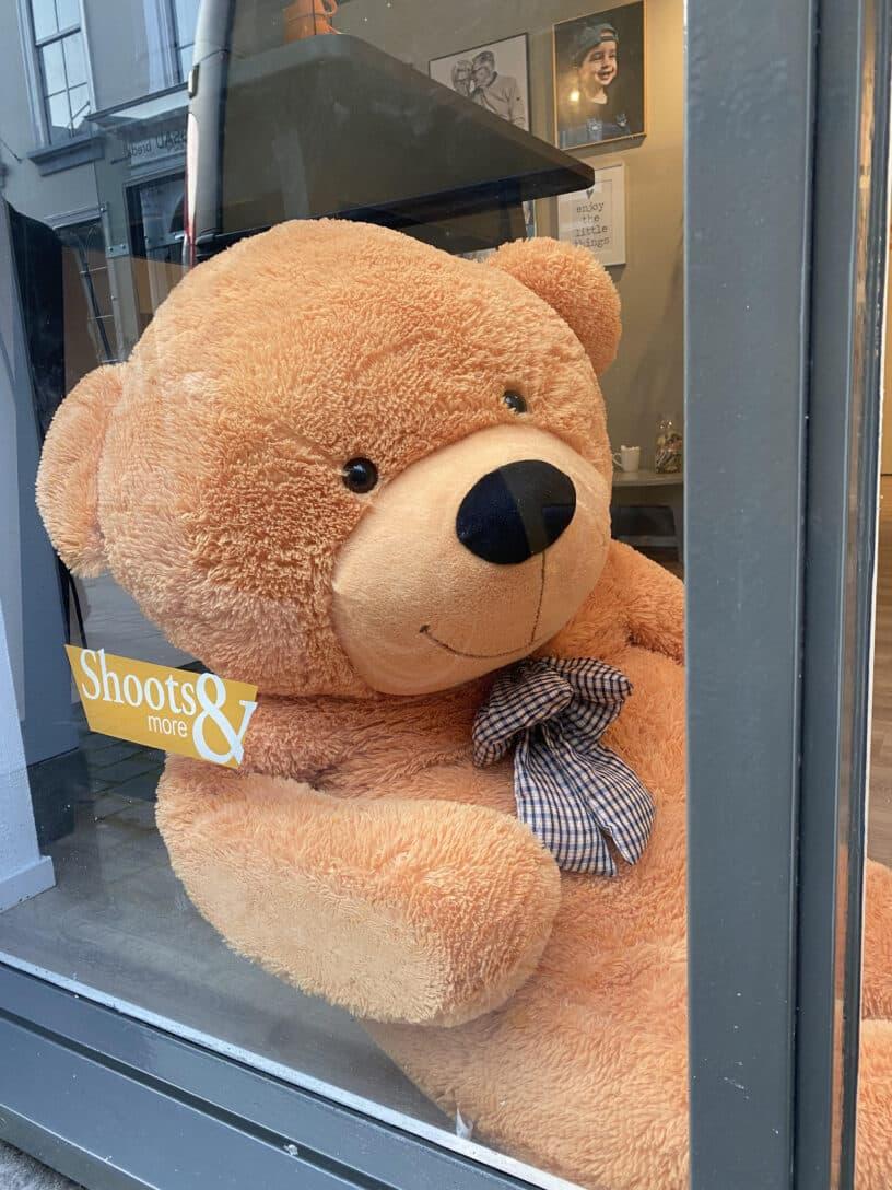 Berenjacht beer