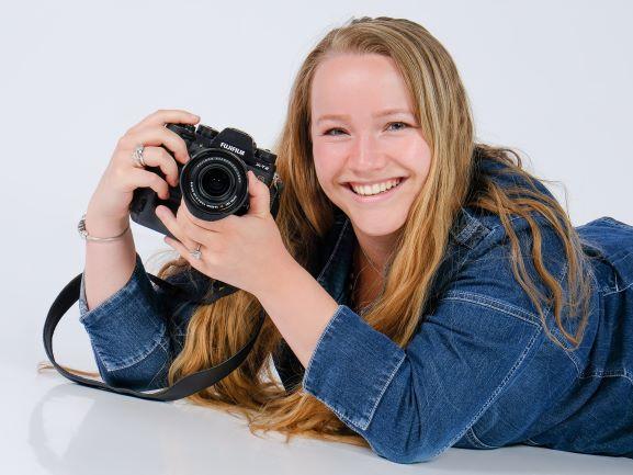 Fotograaf Caitlin Spin