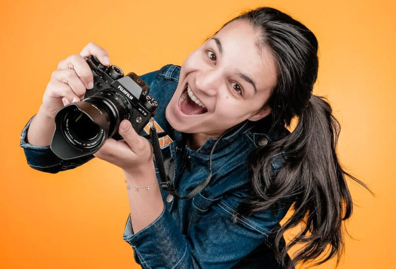 Fotograaf fotoshoot
